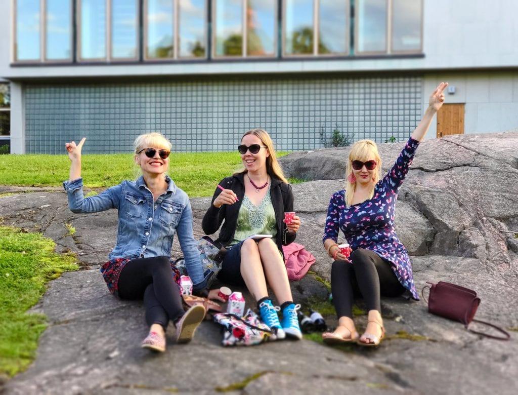 Tripstereiden loppuspurtti starttaa – ja samalla vaikkapa matkailun vallankumous!