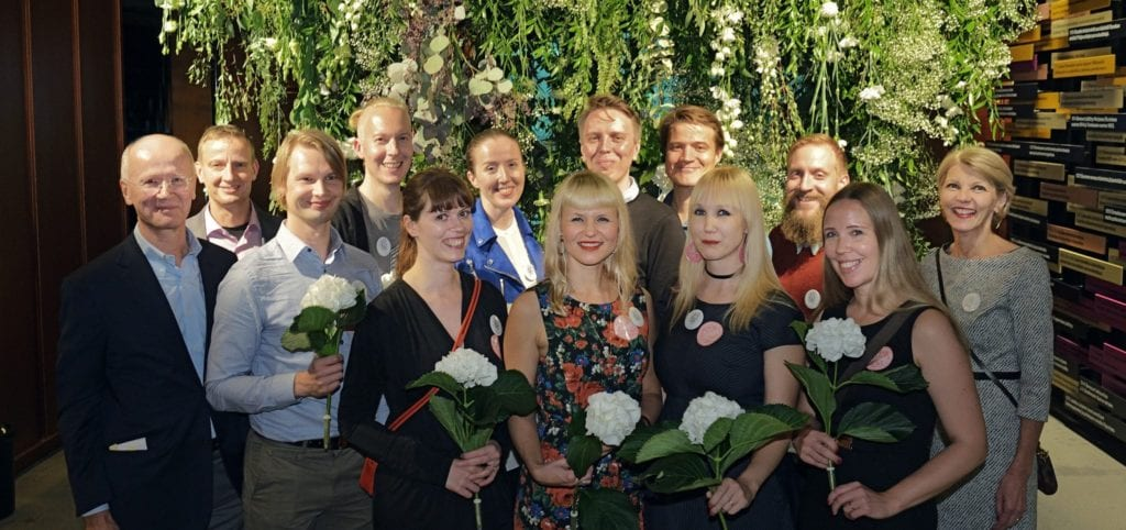 Uutisraivaajassa kaksi voittajaa: Frameright ja Tripsteri jakavat 250 000 euroa